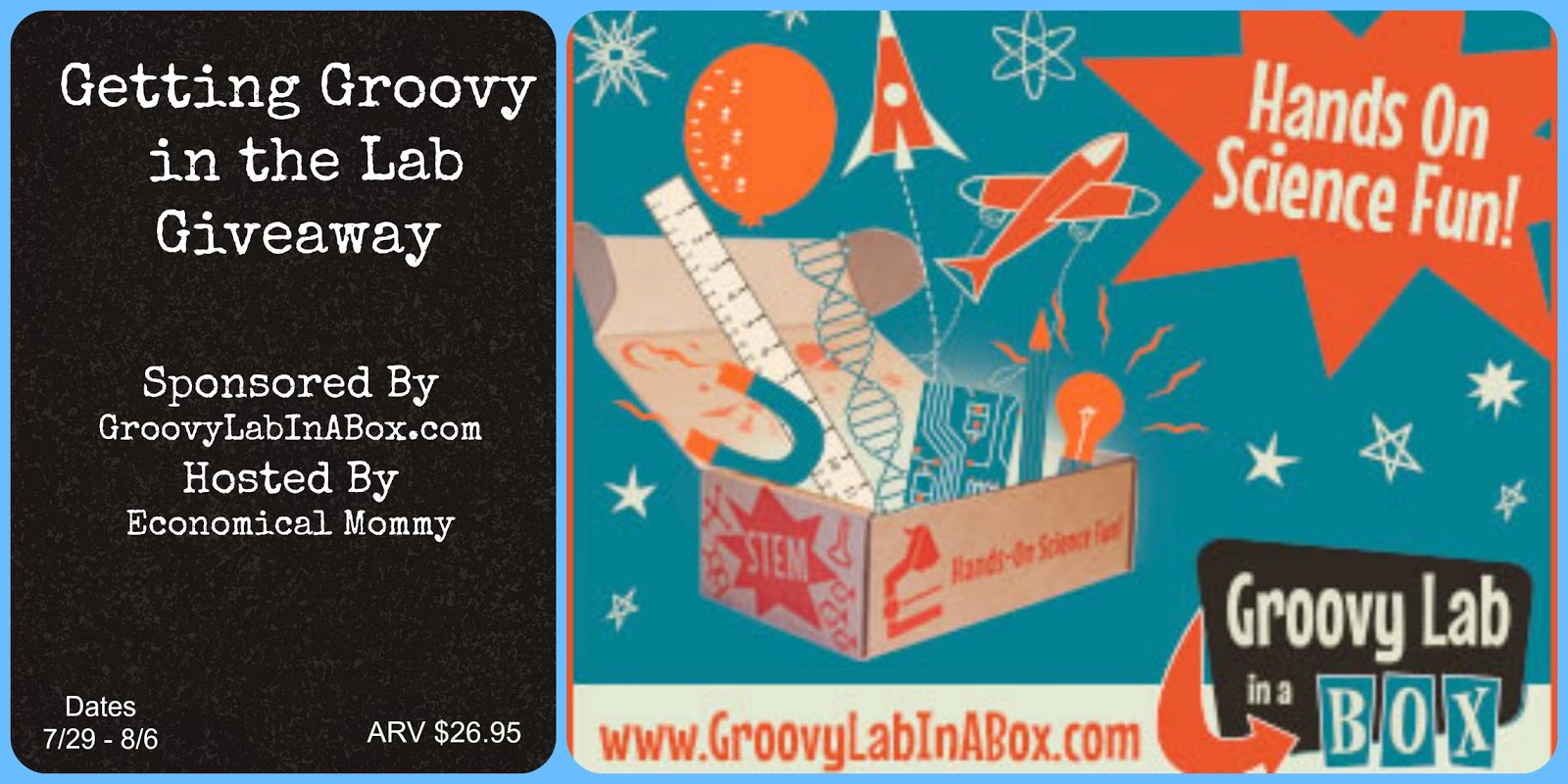 Groovy Lab Subscription Giveaway