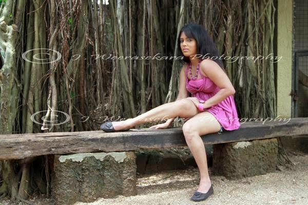Nuwangi Bandara milky legs