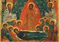 ПРЕСТОЛЬНЫЙ ПРАЗДНИК - УСПЕНИЯ БОГОРОДИЦЫ