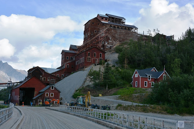 Kennecott Mill Kennicott