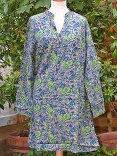 Tunique pour hijab à la mode