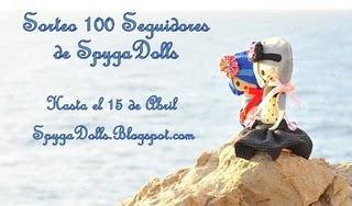 Sorteo en Spyga Dolls