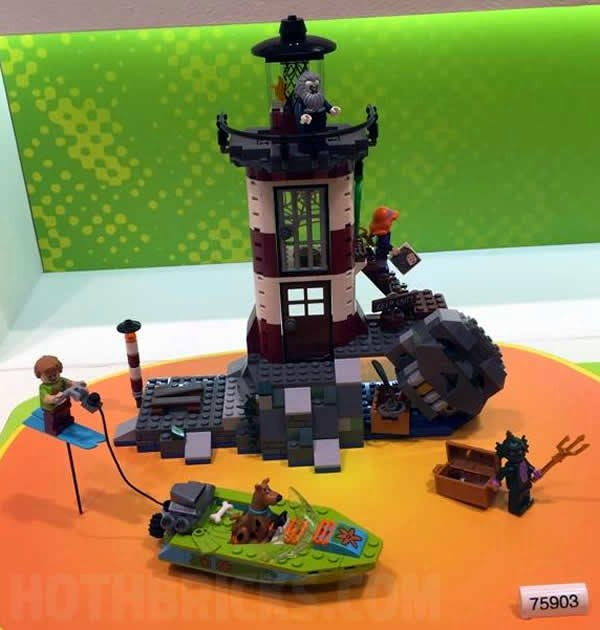 LEGO Scooby Doo Daphne