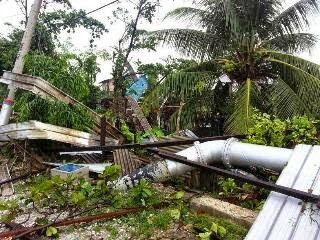 Ribut Di Pandamaran Klang
