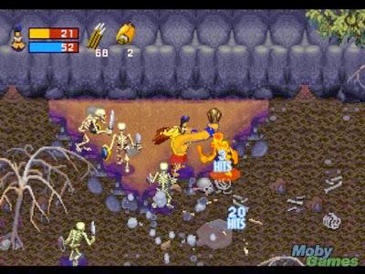 Download Game Herc's Adventures PS1