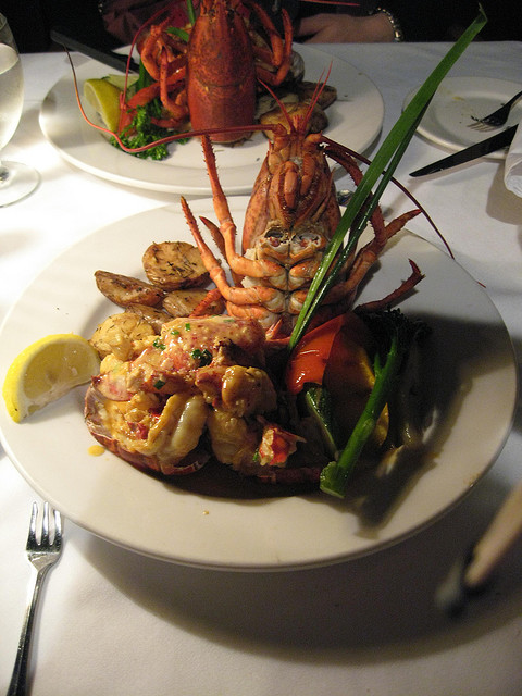 Gourmet Lobster Dishes The Thrillbilly...
