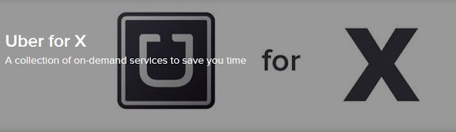 Uber for X Products