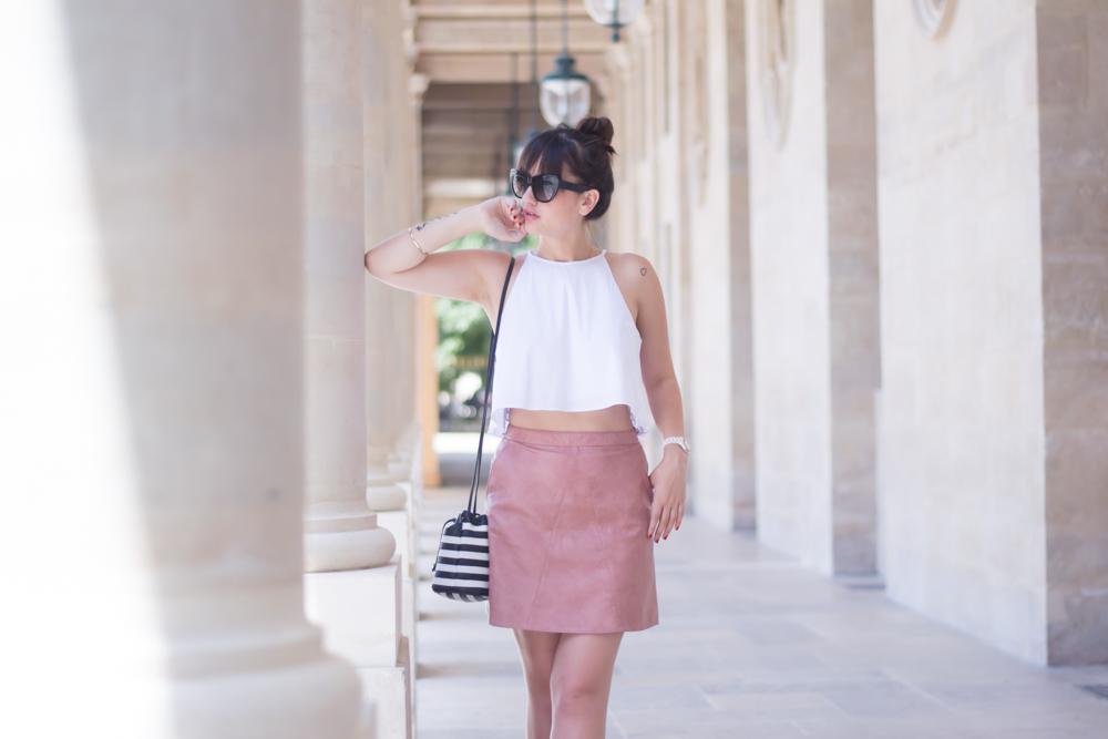 Summer Look, Blogger, Style, Paris, Streetstyle, Meet me in paree