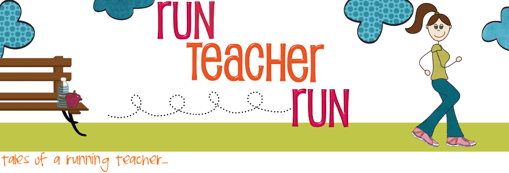 Run Teacher, Run!