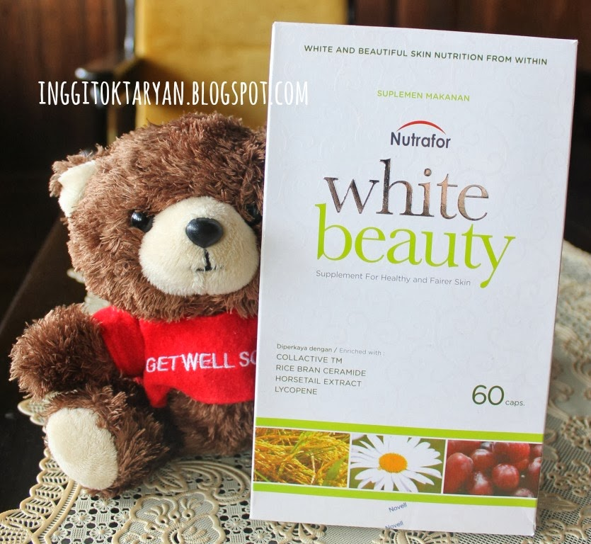 Nutrafor White Beauty Supplement [REVIEW]