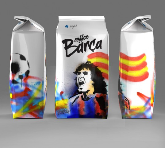 Coffee Packaging Design Inspiration