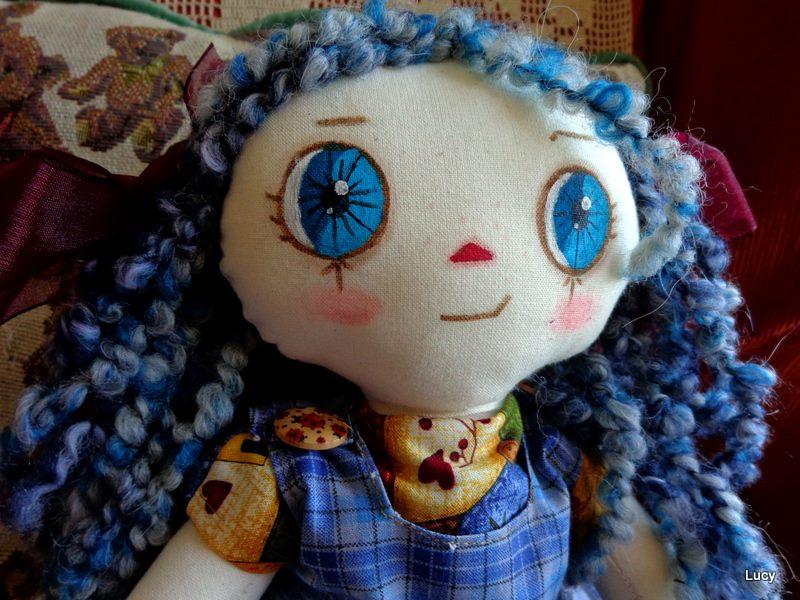 Si alguna de mis muñecas conquista tu corazón...