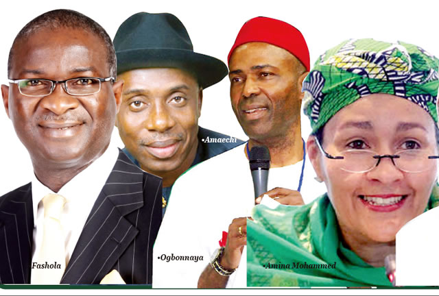 Nigerian ministers to earn N485m yearly each