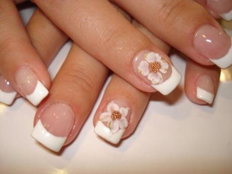 Fotos de uñas decoradas para las fiestas - IMujer