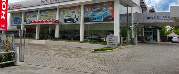 honda arista group job loker aceh