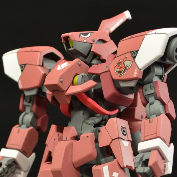 HG Graze Custom II Ryusei-Go