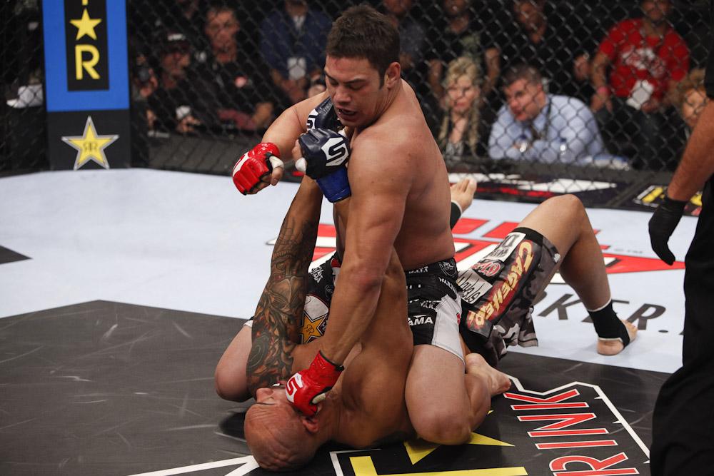 UFC champ Andrei Arlovski