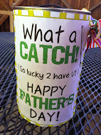 A Fishy Father's Day!