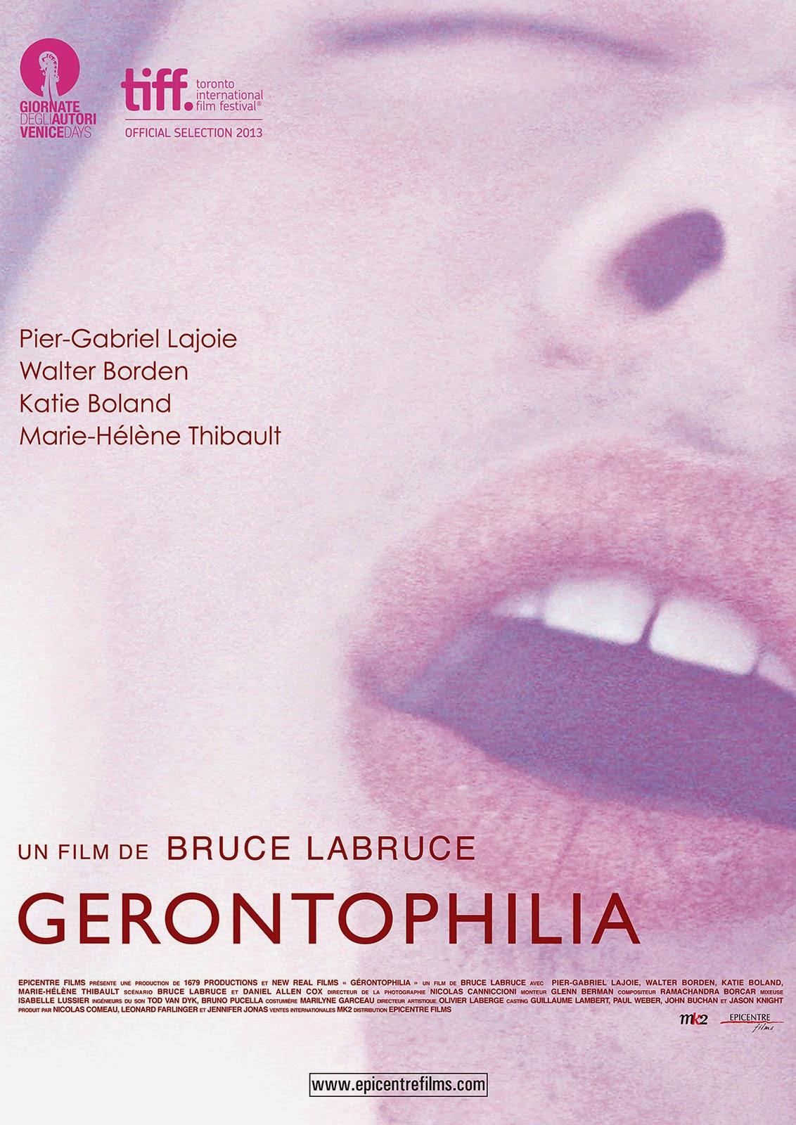 Gerontophilia (16/11/2014)