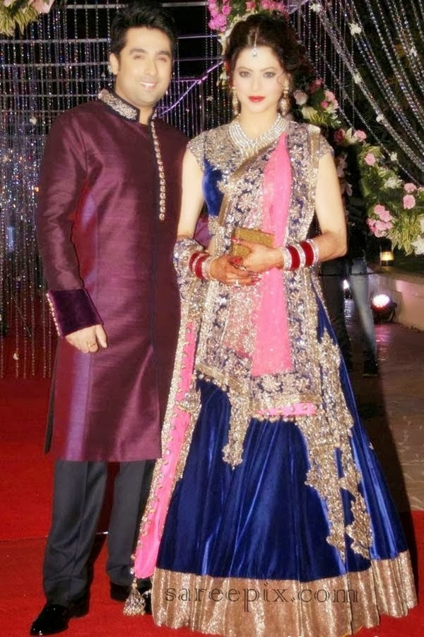 Aamna Shaikh Wedding Pictures