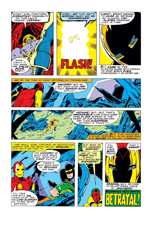 Iron Man (1968) Issue #114 #114 - English 18