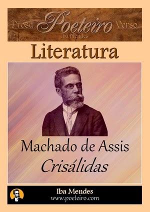 Crisálidas, de Machado de Assis
