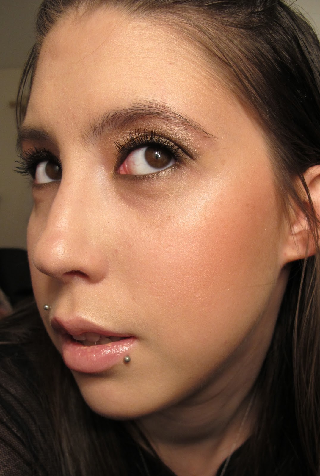 Steph Stud Makeup: Another Cut-Crease Eye using Urban