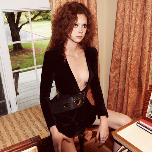 Natalie Westling – Vogue Magazine France September 2015 Photos