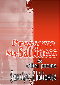 "Have you read ""Preserve my Saltiness"" by Jennifer Ehidiamen?"
