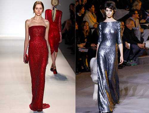 Jenny Packham and Marc Jacobs