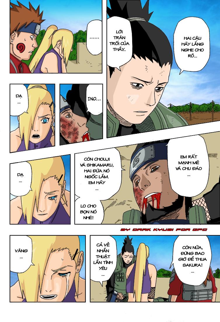 Naruto chap 328.Color Trang 6 - Mangak.info