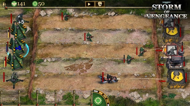 Warhammer 40,000: Storm of Vengeance free game
