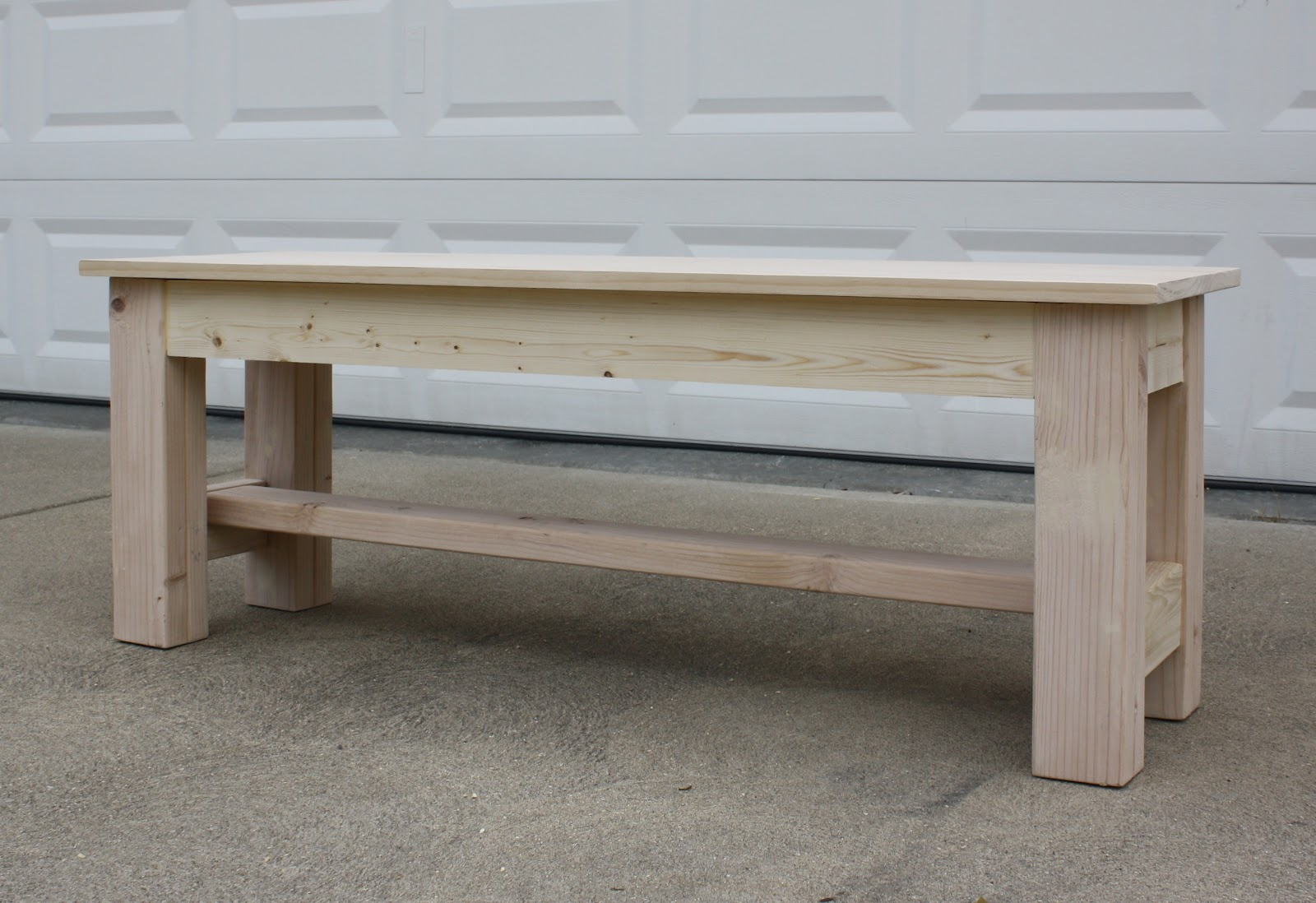 Gretchen 39 S Garage Farmhouse Bench