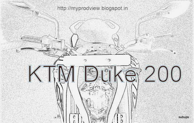 My Unbiased Product Reviews Ktm Duke 200 Adrenalin Rush Guaranteed
