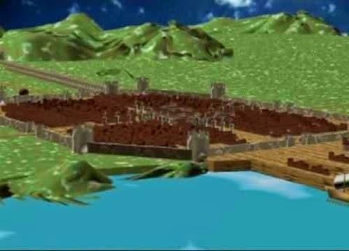 VIA SEPULCRAL ROMANA 3D