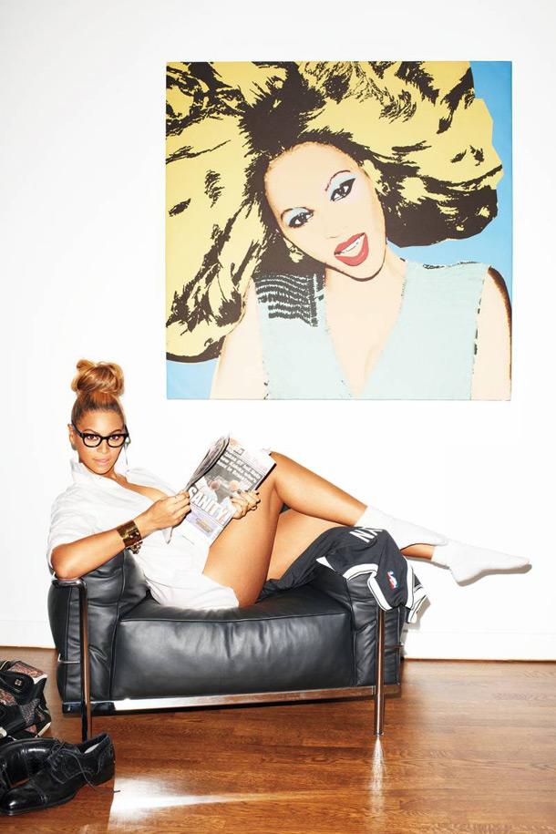 Beyoncé Sensual Na Revista GQ
