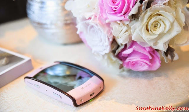Review, Casio Exilim EX-MR1, Kawaii Selfie Mirror Camera, Selfie Camera, Casio EX MR1