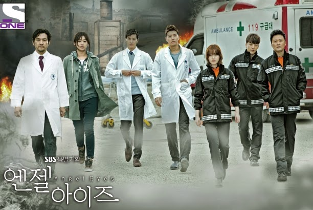 Korean Drama Series, Angel Eyes, Lee Sang Yoon, Gu Hye Sun, Kim Ji Suk, Seung Ri, Choi Moon Suk, korean drama, korean entertainment
