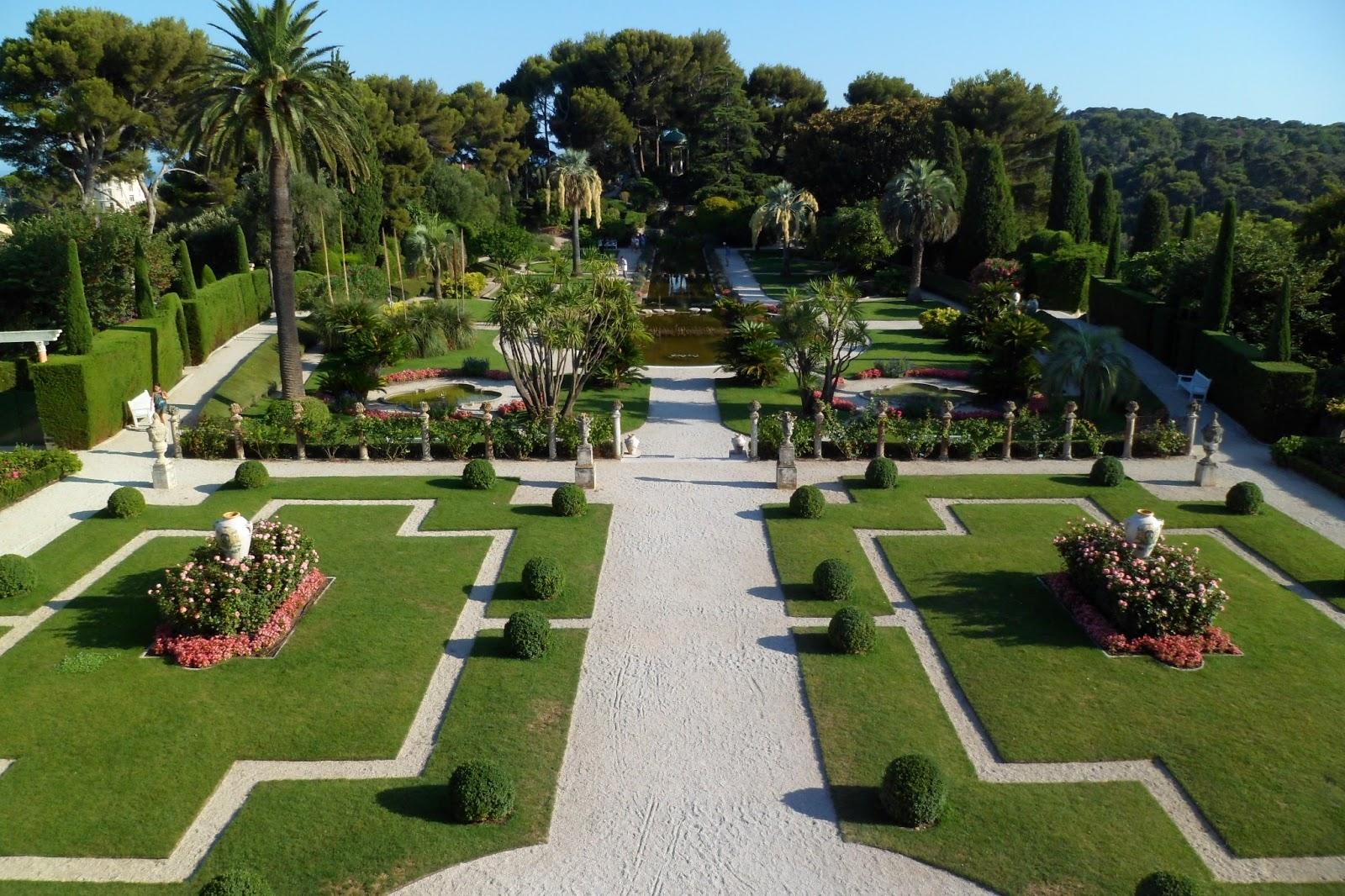 Mes conseils de voyage mes id es pour la c te d 39 azur 1 2 for Jardin villa ratti nice