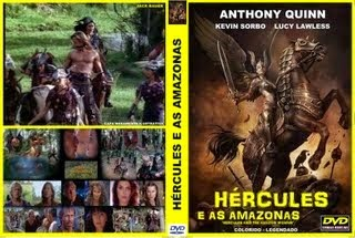 HÉRCULES E AS AMAZONAS