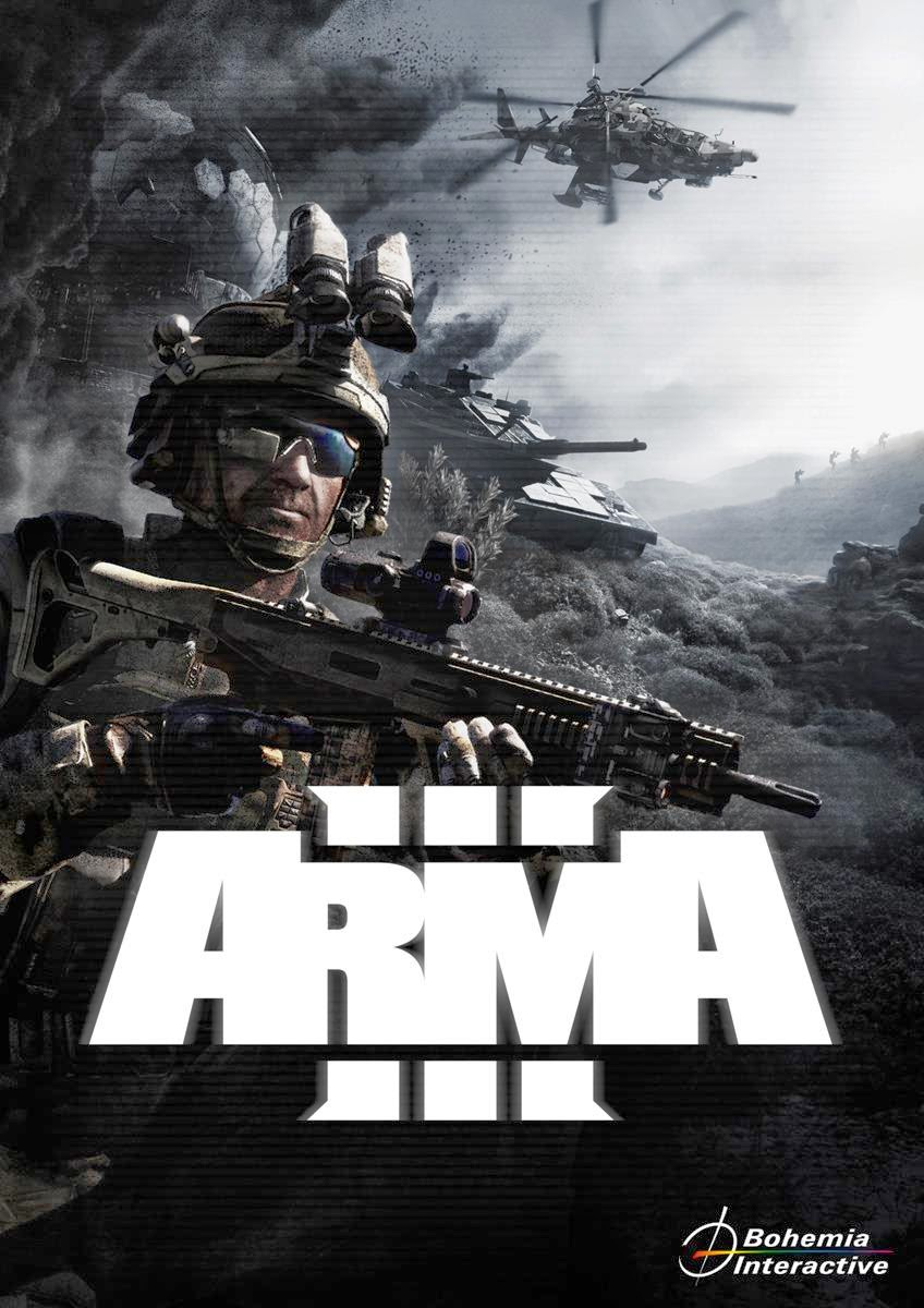 ARMA 3 COMPLETE CAMPAIGN EDITION-BLACK BOX