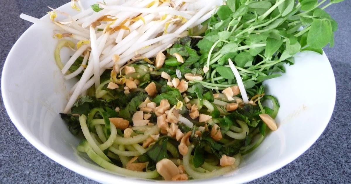 Pinks Pantry: Cucumber Peanut Salad