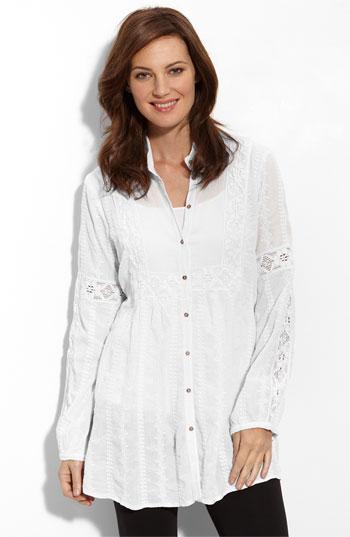 full hand top blouse