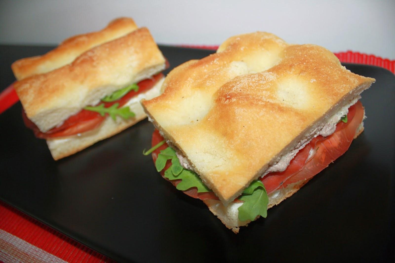 ricetta panini