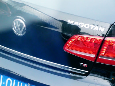 VW Magotan - Only In China