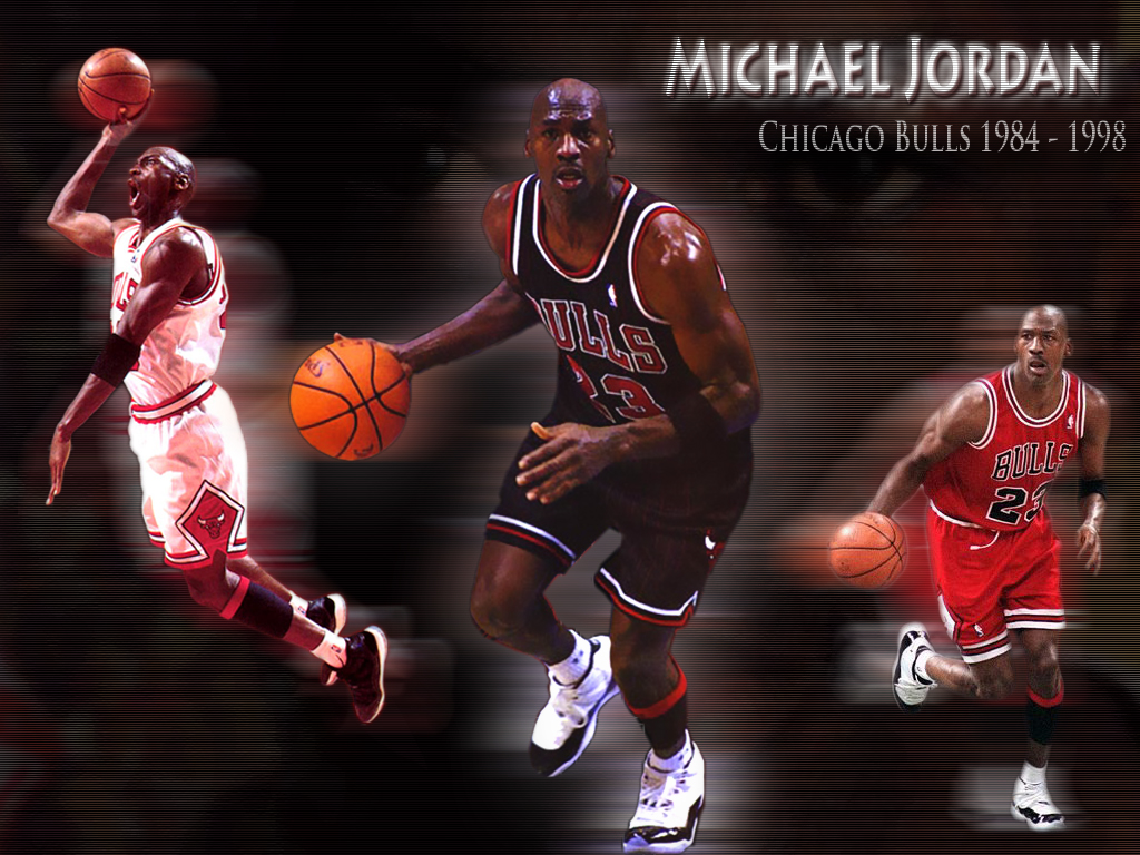 Michael Jordan - Picture Gallery
