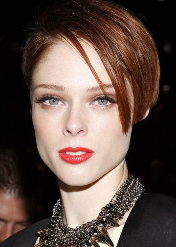 Korte Kapsels Smal Gezicht - Langwerkend gezicht StyleTrip