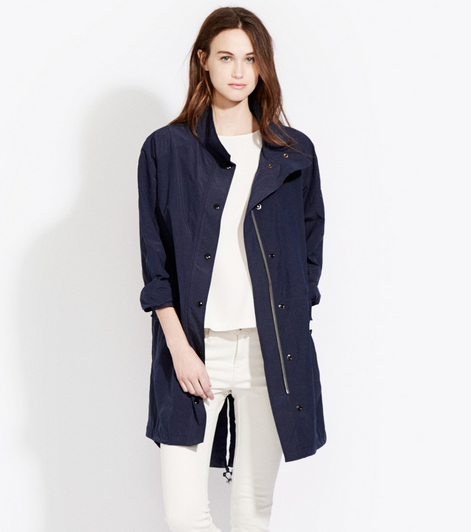 AYR Lightweight Rain Jacket, $295