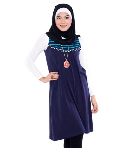 Model Busana Muslim Modern Terbaru remaja