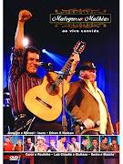 DVD - Matogrosso e Mathias Ao Vivo Convida